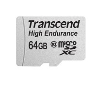 Transcend 64GB USD Card (Class 10) Video Recording карта памет