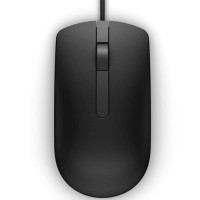 Dell Optical Mouse MS116  Black oптична мишка