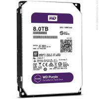 Твърд диск Western Digital AV Purple 8TB 128MB 3.5 SATA3