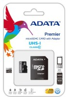 Карта памет A-DATA Premier 16GB microSDHC/SDXC UHS-I U1 Adapter Class 10