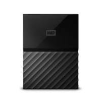 Western Digital 1TB USB 3.0 MyPassport for mac черен твърд диск