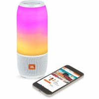 JBL PULSE3 Bluetooth тонколона бял