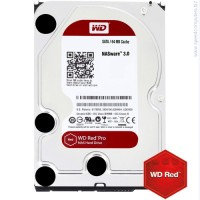 "Western Digital Red PRO 4TB SATAIII 3.5"" 64MB NAS Твърд диск"